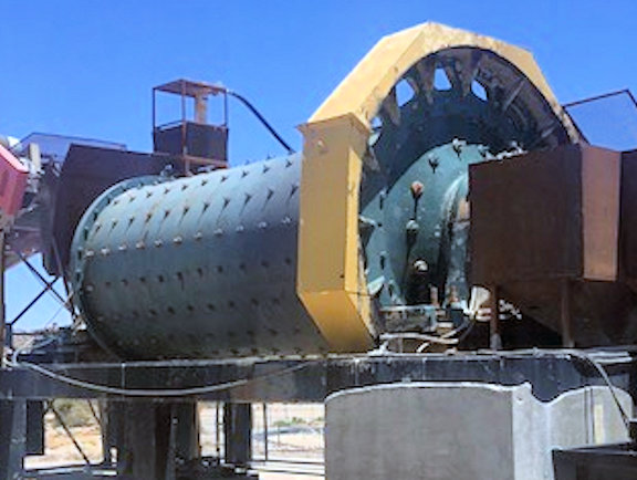 CANADIAN ALLIS CHALMERS 6' x 14' Ball Mill with 250 HP motor