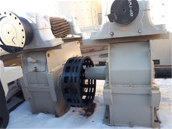 2 Units - Allis Chalmers 14.5' X 28' (4.42m X 8.53m) Ball Mills, 3,000 Hp Each