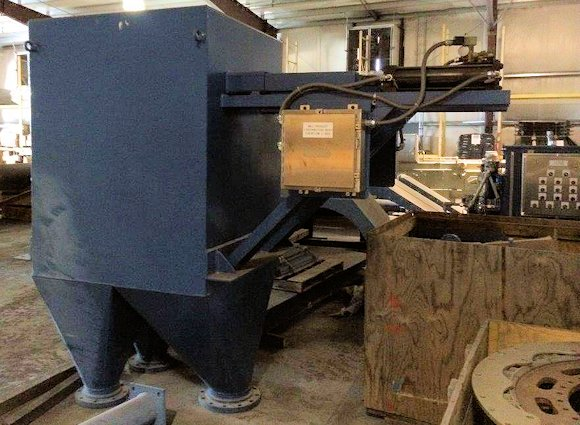 Unused Grinding Mill Partial Circuit Equipment Package, Including Agitator With Tank And Weigh Feeder. Previously Ordered For A 12' X 24' Ball Mill