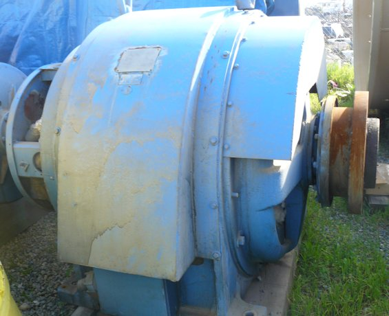 "Lot Of Spare Ball Mill Parts From Dominion 11' X 13'9"" (3.35m X 4.24m) Ball Mill Including 800 Hp & 1000 Hp Motors, Gear Reducers"