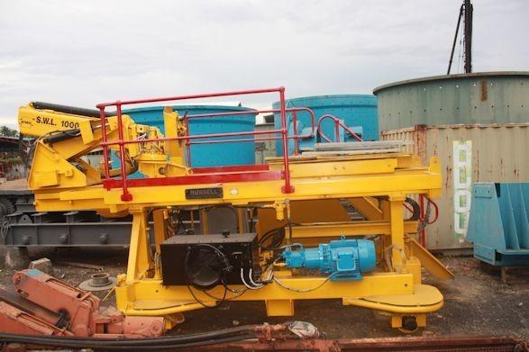 RUSSELL MINERAL EQUIPMENT Liner Handler