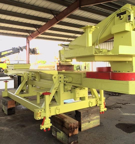 Mc Lellan Model #3k 2590h 30dx7w Liner Handling Machine