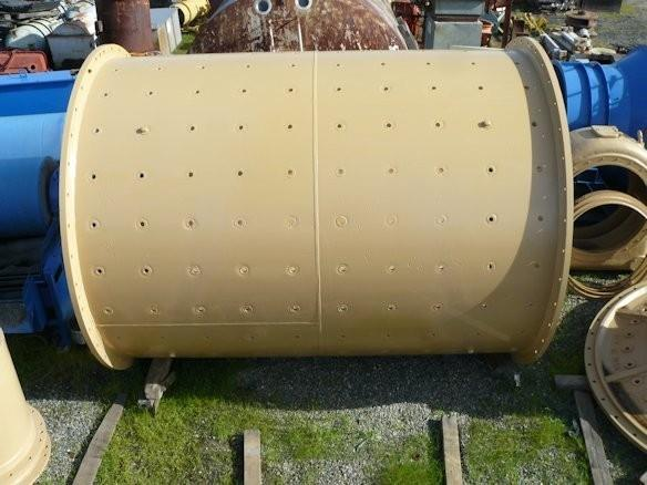 Marcy 9-1/2' X 12' (2.9m X 3.66m) Rod Or Ball Mill