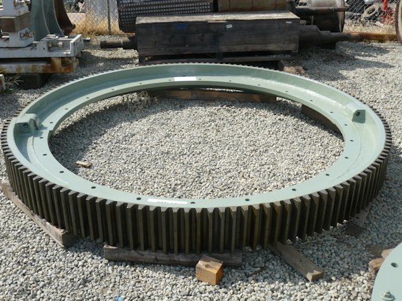 Spare Bull Gear for ball mill