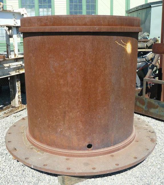 Trunnion Liner for ball mill