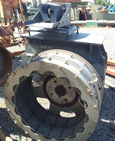 Spare Parts For Grinding Mill Including Falk Gearbox, Pinion Gear And Clutch