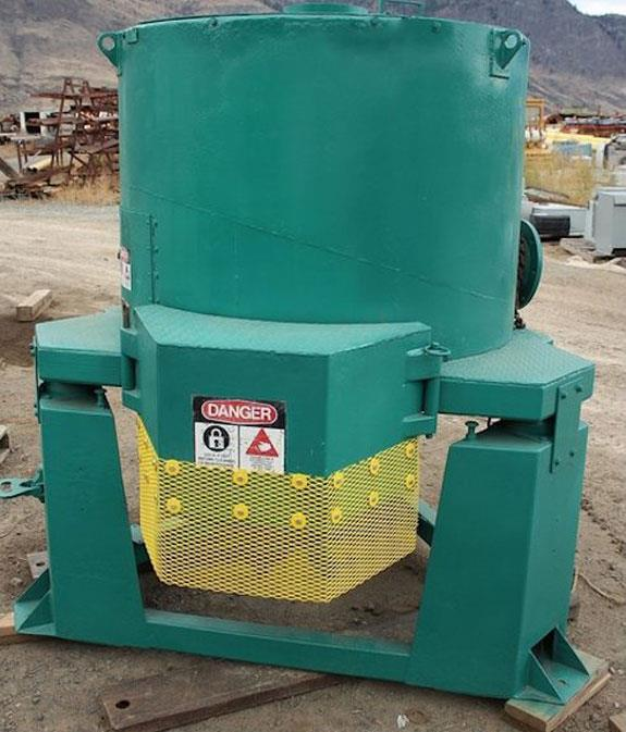 """Refurbished Knelson 30"""" Concentrator, Model Kc -cd30 With 15 Hp Electric Motor"""