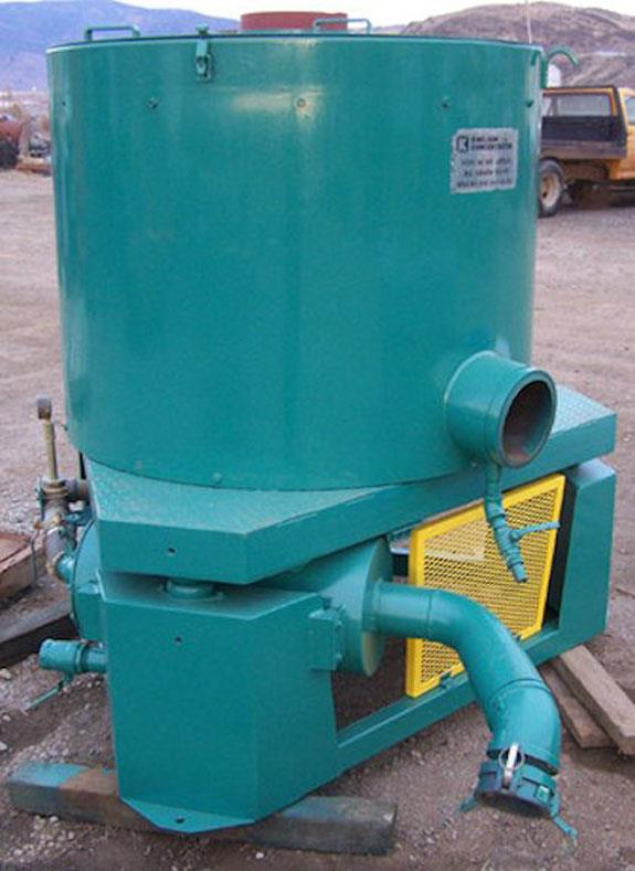 """Refurbished KNELSON 30"""" Concentrator, Model KC -MD30 with 10 HP electric motor"""