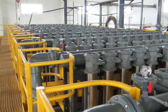 Used Electrometals Emew Copper Electrowinning Plant, 270 Cells (3 Modules X 90 Cells Each) With Ancillary Equipment