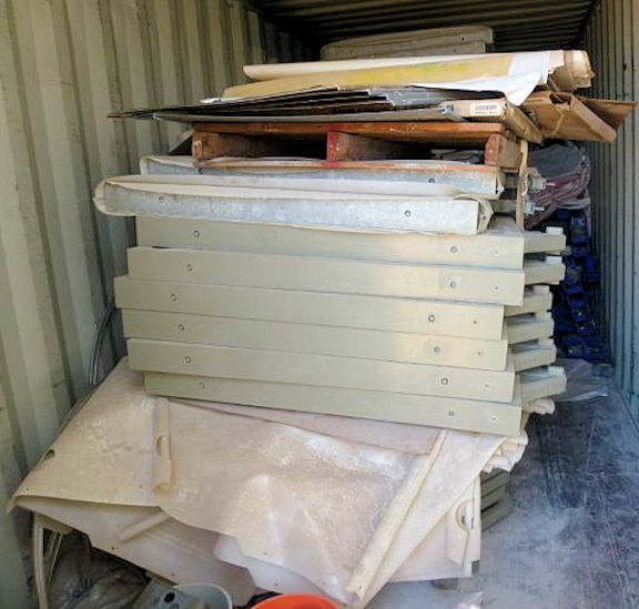 "Eimco Shriver 48"" X 48"" Filter Press With 32 Plates"