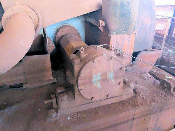3 Units - Outotec Slon Model 2500, 15 Hp Primary Vphgms Magnetic Separators