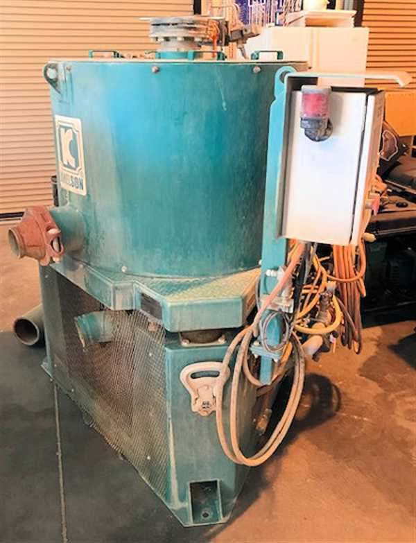 "KNELSON 20"" Concentrator"