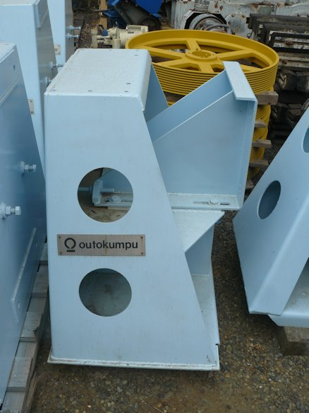14 Units - Outokumpu Type Ok-38 1500 Cu Ft Flotation Cell Mechanisms With 75 Hp Motors