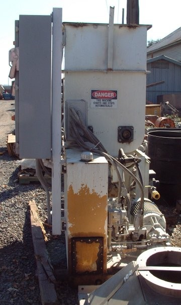 Autio Co. Mixing & Metering System, Model 8o1-herc