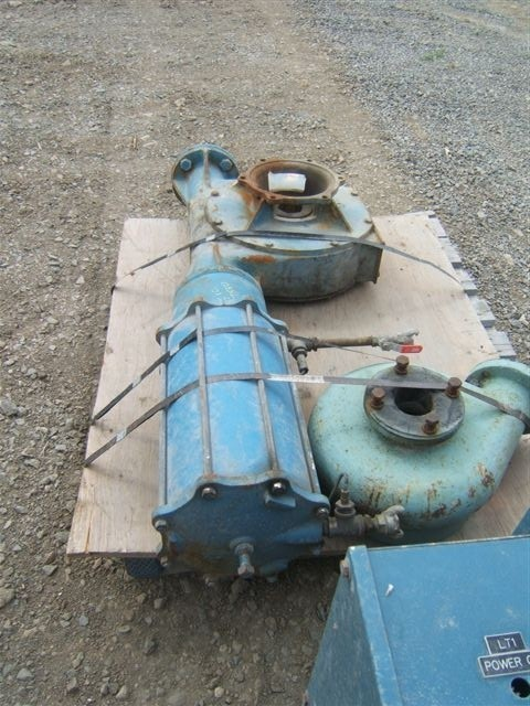 "2 Units - Dezurik 14"" Rubber Lined Valves"