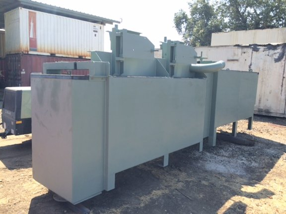 2 Units Of Metso Dr24 2-cell Flotation Cells (4 Cells Total), 50 Cu. Ft. And Each Bank Of 2 Each Flotation Cells Includes A Tank That Hold 2 Cells