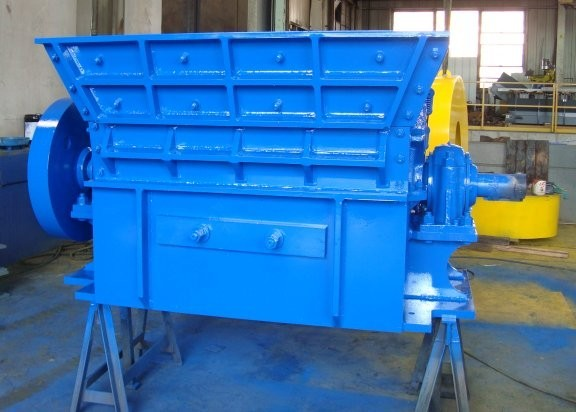 American Pulverizer Reconditioned Model 4800 Pulverizer With Coupling And Coupling Guard, 200 Hp Motor And Base