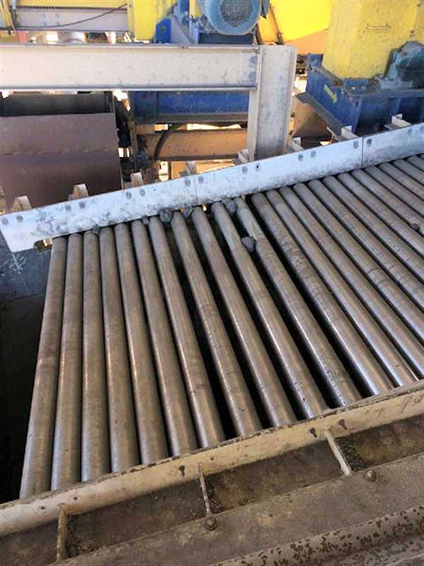 Metso Roller Screen/single Deck Classifier